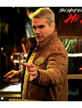He Never Died Henry Rollins Jacket