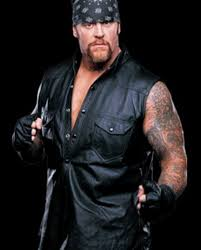 WWE Undertaker Leather Vest