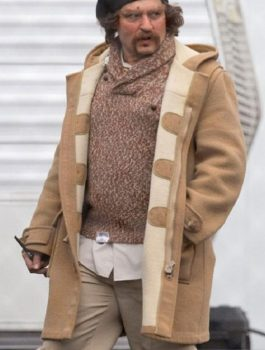 Yoga Hosers Guy Lapointe Johnny Depp Coat