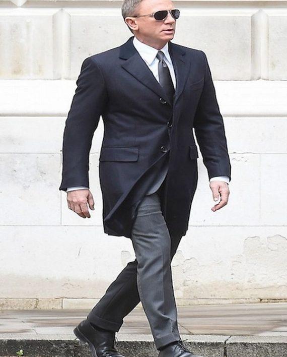 Specter James Bond Daniel Craig Coat