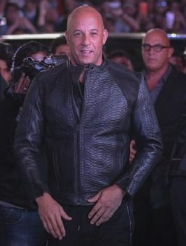 XXX 3 Movie Vin Diesel Premiere Jacket