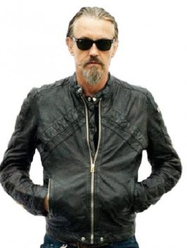 Tommy Flanagan Sons of Anarchy Filip Chibs Outfit Jacket