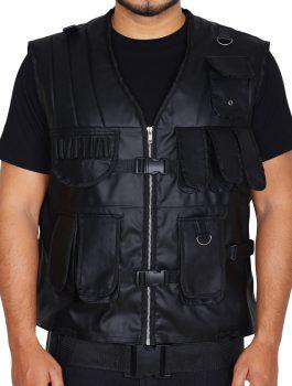 Lunatic Fringe WWE Dean Ambrose Vest