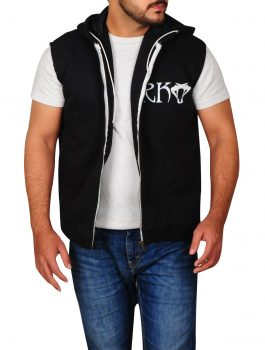WWE Randy Orton Rko Hoodie Vest