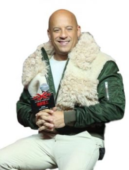 xXx Return of Zander Cage Vin Diesel Jacket