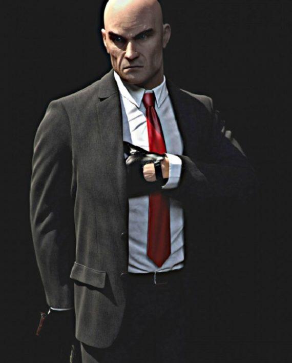 Hitman Agent 47 Rupert...