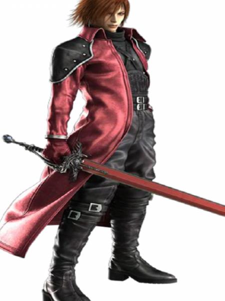 Genesis Rhapsodos Final Fantasy Cosplay Coat