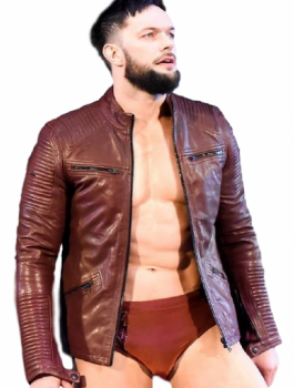 WWW Raw Finn Balor Jacket