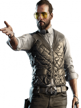 Far Cry 5 Joseph The Father Seed Vest