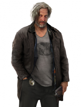 Game Detroit Become Human Hank Anderson Jacket