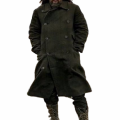 Aquaman Jason Momoa Justice League Woolen Coat