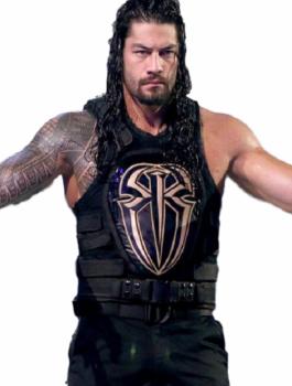 WWE Roman Reigns Leather Vest