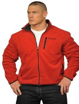WWE John Cena Red Jacket