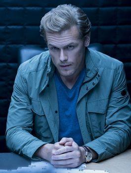 The Spy Who Dumped Me Sam Heughan Jacket