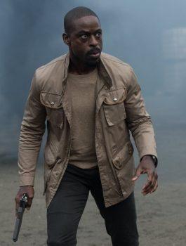 The Predator Sterling K. Brown Cotton Jacket