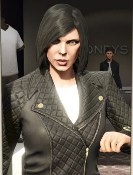 GTA 6 Female Protagonist Jacket