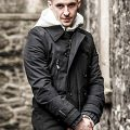 Tom Vaughan-Lawlor Love Hate Cotton Jacket