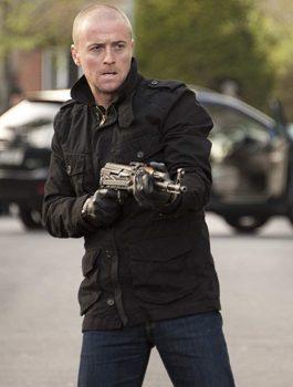 Jason Barry Love Hate Jacket