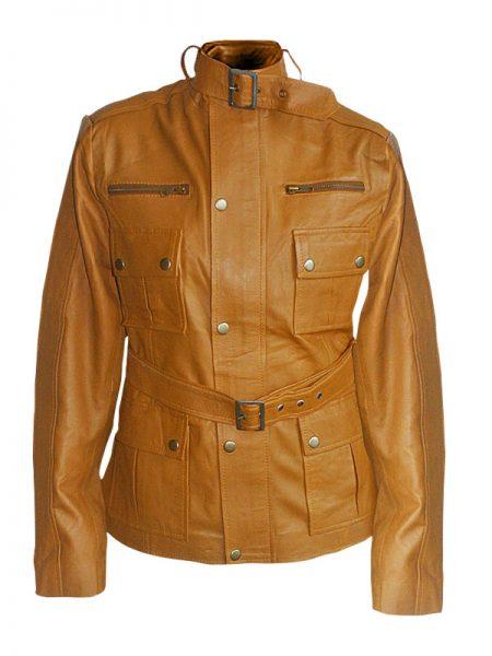 brown jacket, men's fashion