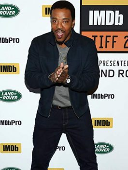 The Hate U Give Russell Hornsby Jacket