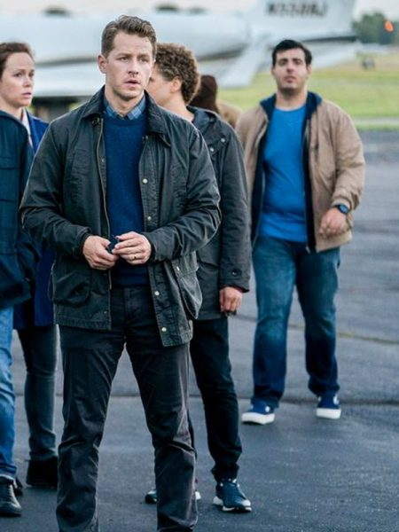 Josh Dallas Manifest Cotton Jacket