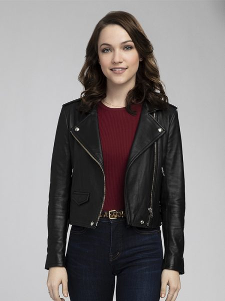 God Friended Me Violett Beane Jacket