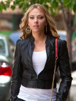 Movie Don Jon Barbara Scarlett Johansson Jacket