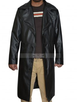 Exquisite Trench Leather Buffy The Vampire Slayer Spike Coat