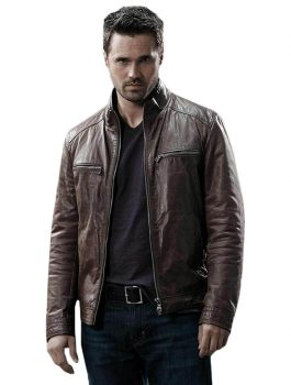 Brett Dalton Agents Of Shield Grant Ward Jacket