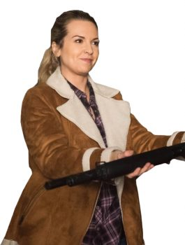 Supernatural Sheriff Donna Hanscum Jacket