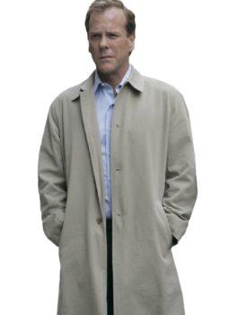24 Day Kiefer Sutherland Coat