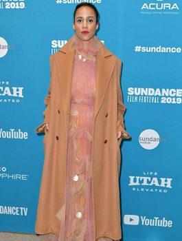 Movie Velvet Buzzsaw Zawe Ashton Long Coat