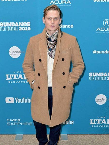 Movie Velvet Buzzsaw Billy Magnussen Coat
