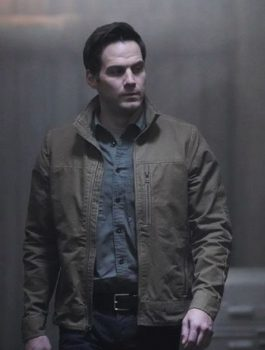 Agents Of Shield Brent Bailey Thomas Jacket