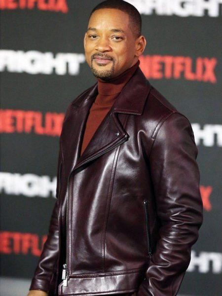 Movie Aladdin Promotion Will Smith Jacket