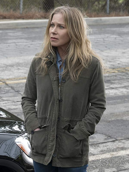 Dead to me Christina Applegate Cotton Jacket