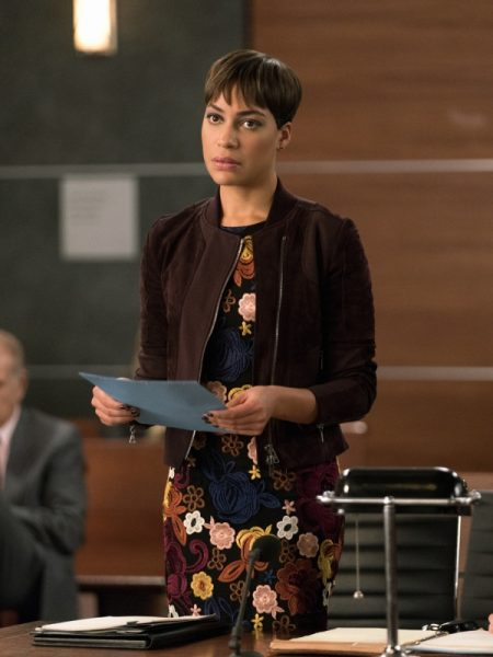 The Good Fight Cush Jumbo Jacket