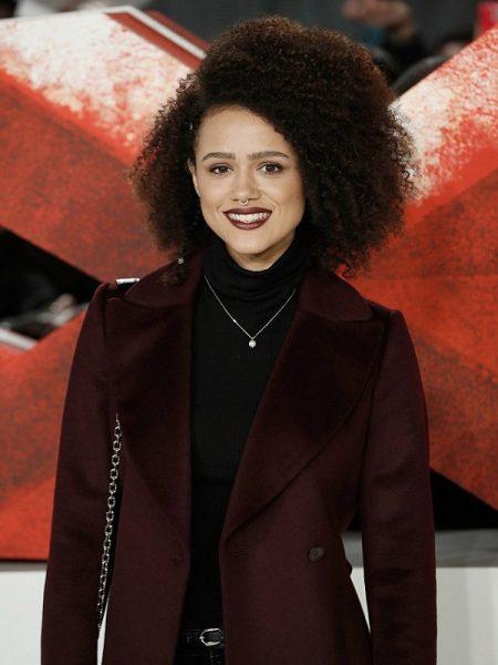 Women's Fashion, Nathalie-Emmanuel Premiere-Coat