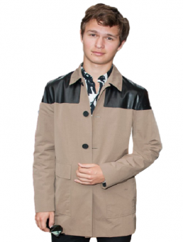 Elgort-Jacket, men's fashion