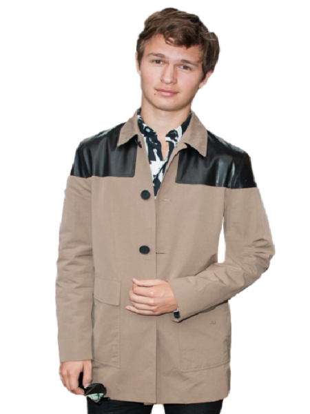 Elgort-Jacket, men's fashion