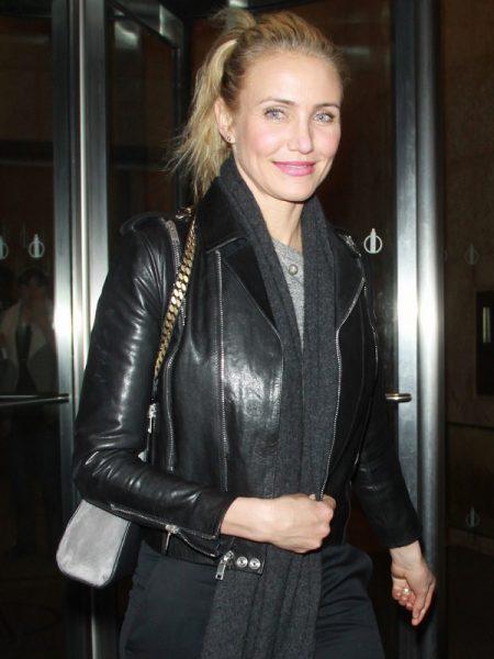 Biker Leather jacket, Women's Fashion