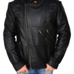 real leather, men's fashion
