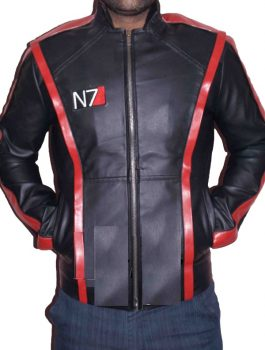 Mass Effect, Real Leather Jacket