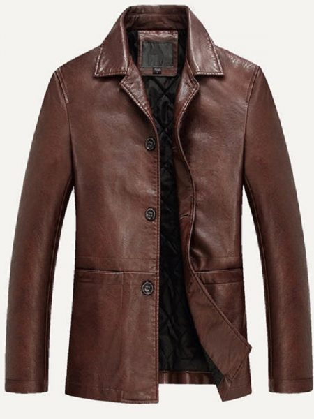 Faux Leather Jackets, Business Casual Blazers