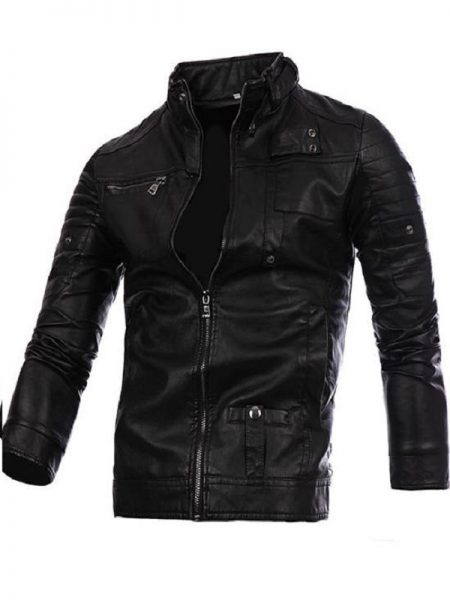 Real Leather jacket, Mens Fashion