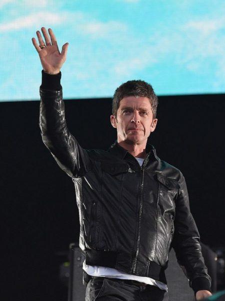 black leather jacket, men's jacket