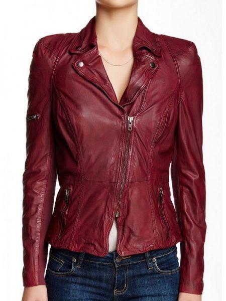 Leather Jacket, Ladies Jacket