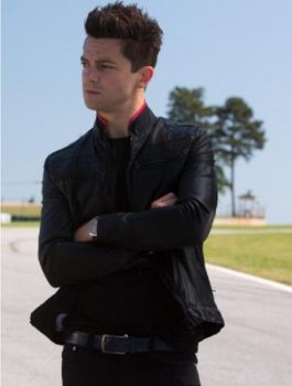 Dominic Cooper Need for Speed Jacket