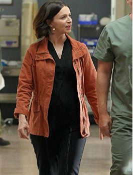 Caterina Scorsone Jacket