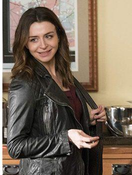 Grey's Anatomy, Caterina Scorsone Jacke